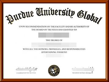 办理普渡大学毕业证