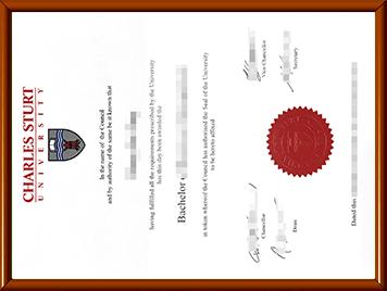 CSU毕业证办理