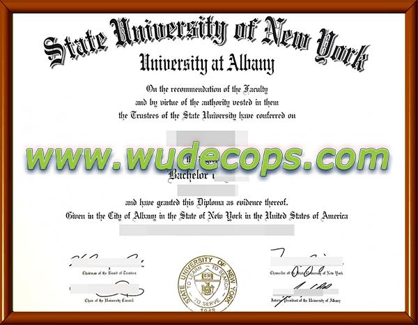 奥尔巴尼毕业证购买