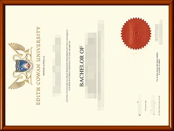 办理ECU毕业证