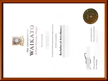 办理Waikato毕业证