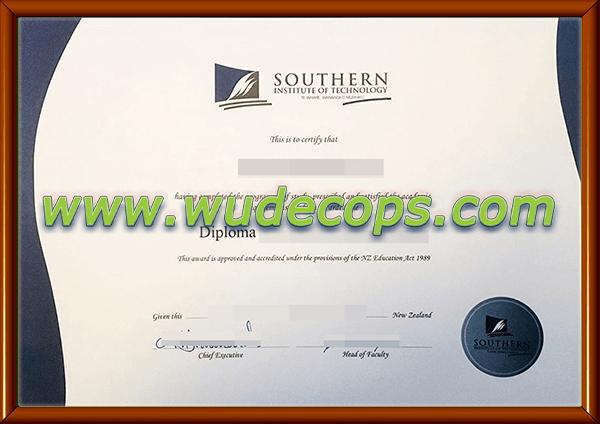 国立南方理工学院毕业证购买