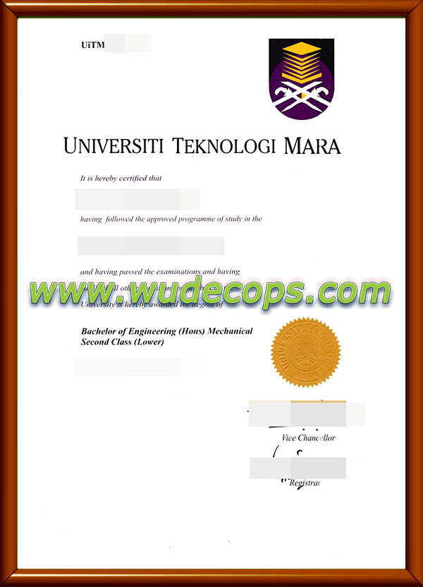 玛拉工艺大学毕业证购买