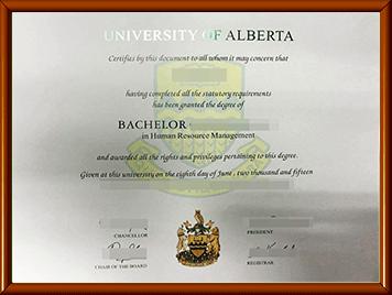 UA毕业证办理