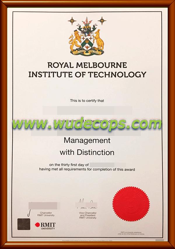 购买RMIT毕业证