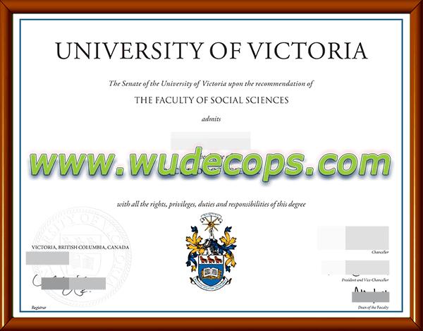 维多利亚大学毕业证购买